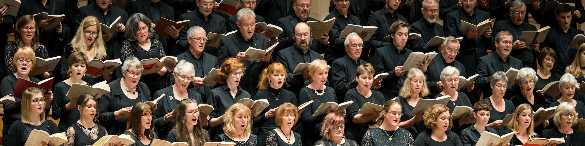 Leicestershire Chorale People