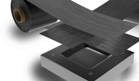 Folien und Platten aus endlosfaser-verstärktem thermoplastischem Verbundwerkstoff (CFRTP)