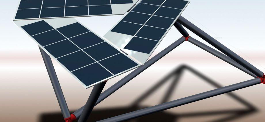 Solarmodul O-lite
