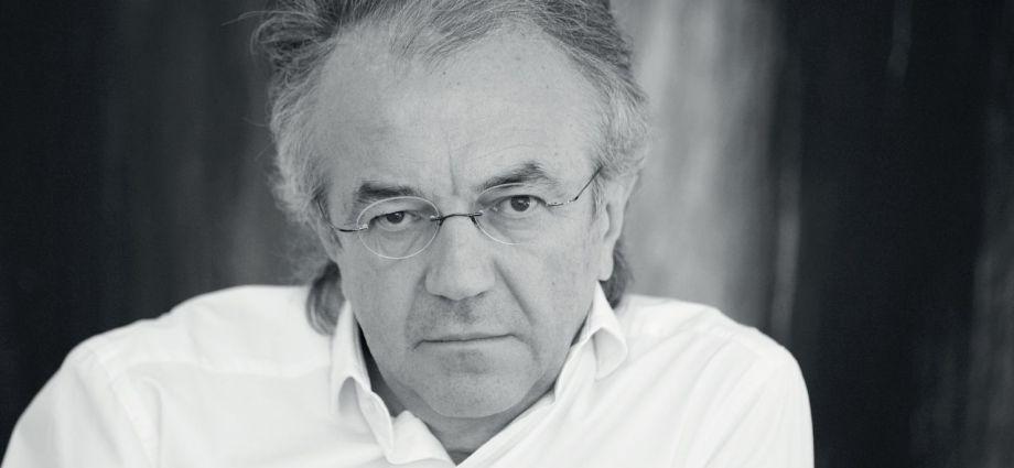 Der renommierte Architekt und Ingenieur Werner Sobek wird am 16. Mai 65 Jahre. Der Architekt gilt als Vordenker des Leichtbaus und der Nachhaltigkeit. (Quelle: Tillmann Franzen, Düsseldorf)