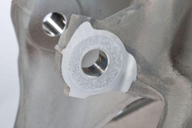 German Innovation Award - STIC N - eine funktionale reibwerterhöhende Oberfläche (Quelle: Frictins)