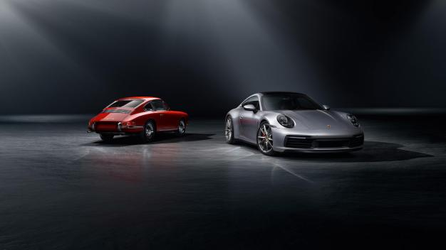 Der 911er ist die achte Generation des legendären Modells.