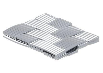 """Es lassen sich Metalle wie Nichtmetalle mit dem metallenen """"Kettfaden"""" kombinieren. (Quelle: GKD)"""