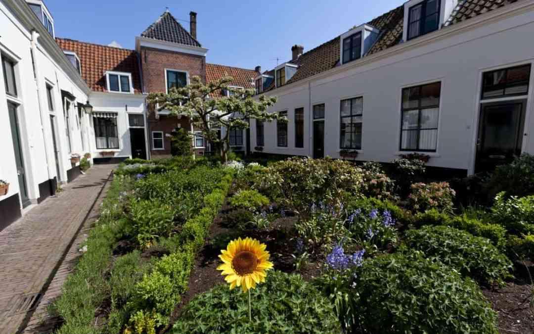 Hofjeswandeling Leiden