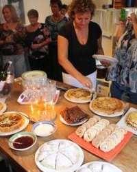 High Tea workshop Leiden