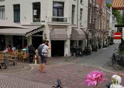 Soldaat van Oranje wandeling in Leiden