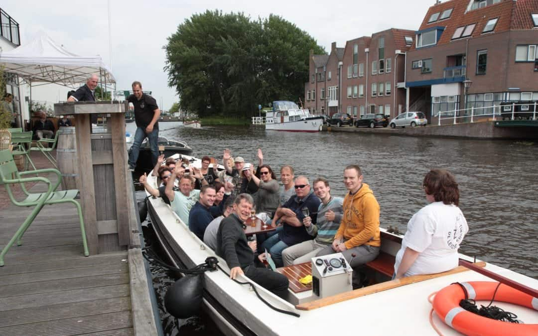 Boattour with beertasting and snacks