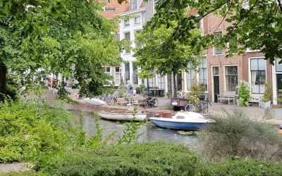 Fietstour Leiden