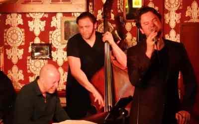 Concert Lo van Gorp, Karel Boehlee en Jeroen Vierdag