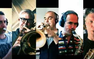 The Remote Brass Band – Studio Sport tune