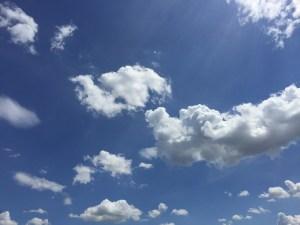 Beslisruimte wolkenvelden