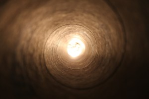 Organisatie tunnel
