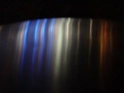 Neon reflecties