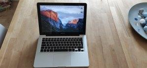 Apple M;acBook Pro