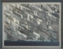 Tateratfjeld, 67x88 cm