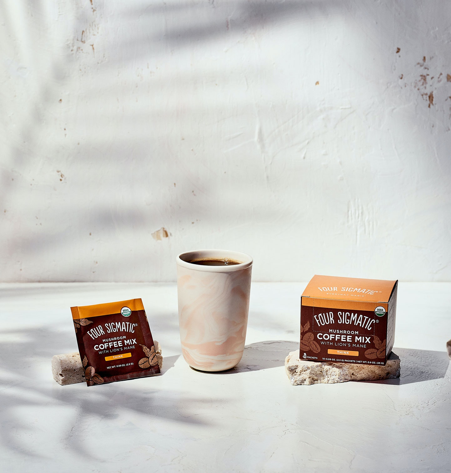 Four Sigmatic Instant Mushroom Coffee with Lion's Mane Product Review