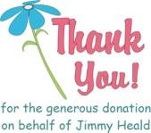 thank you jimmy heald