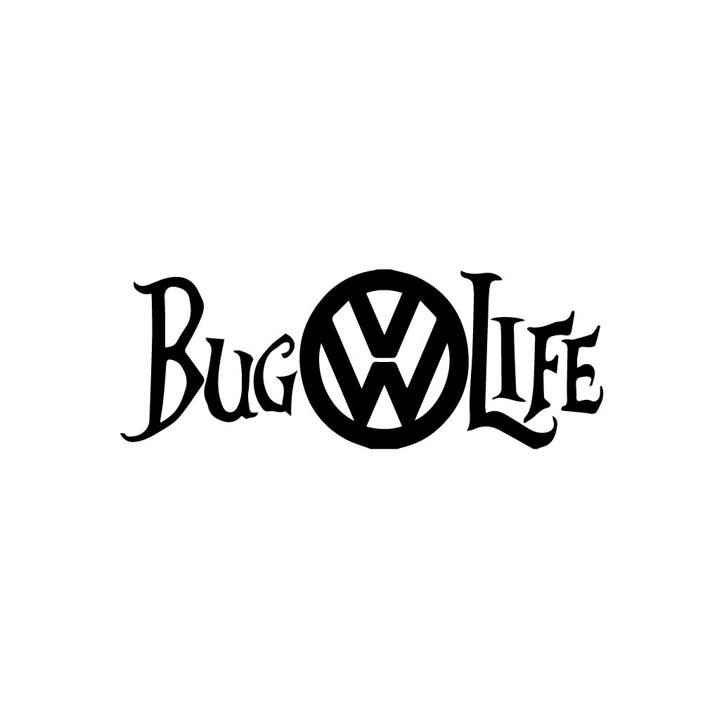 Vw Bug Life Decal