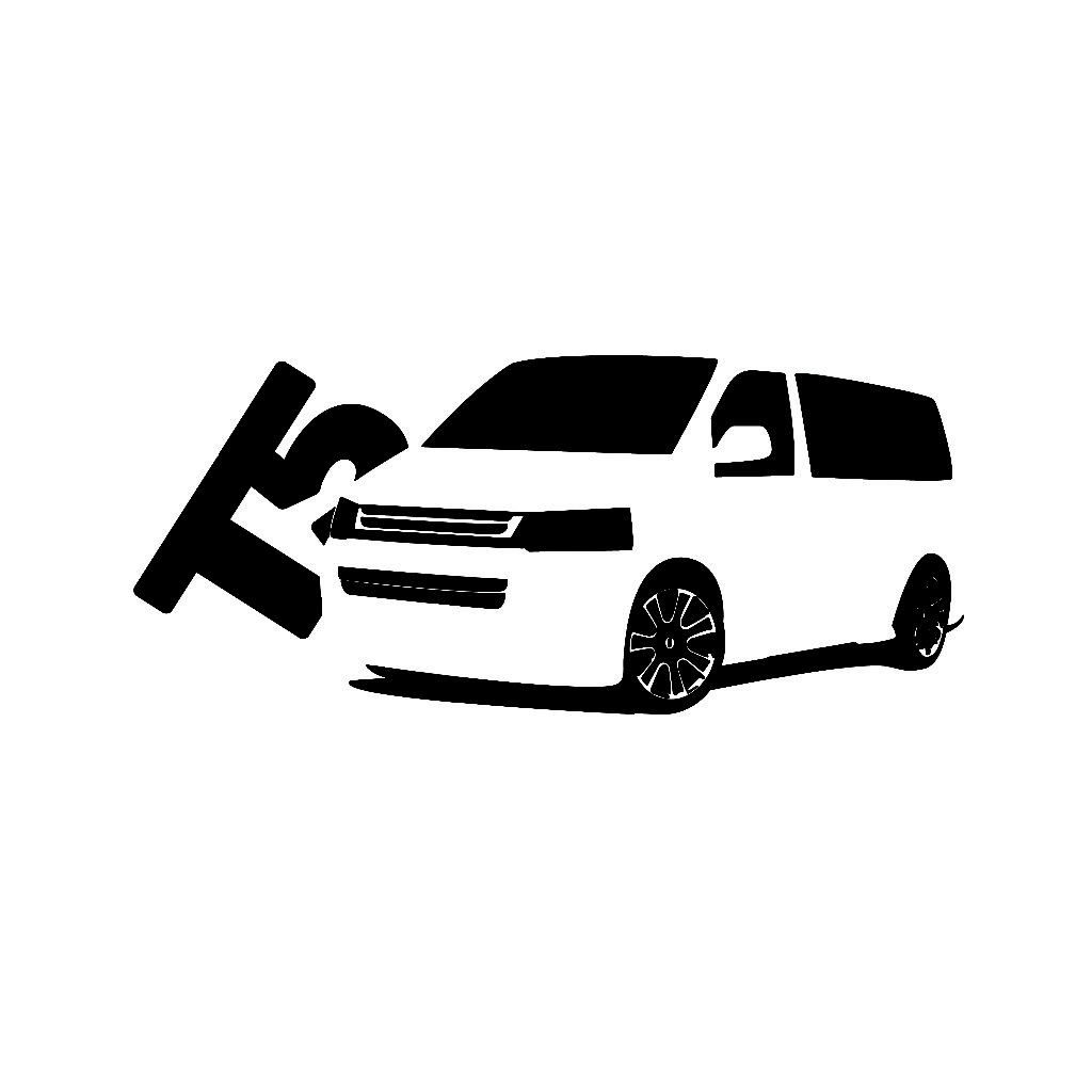 vw t5 sticker
