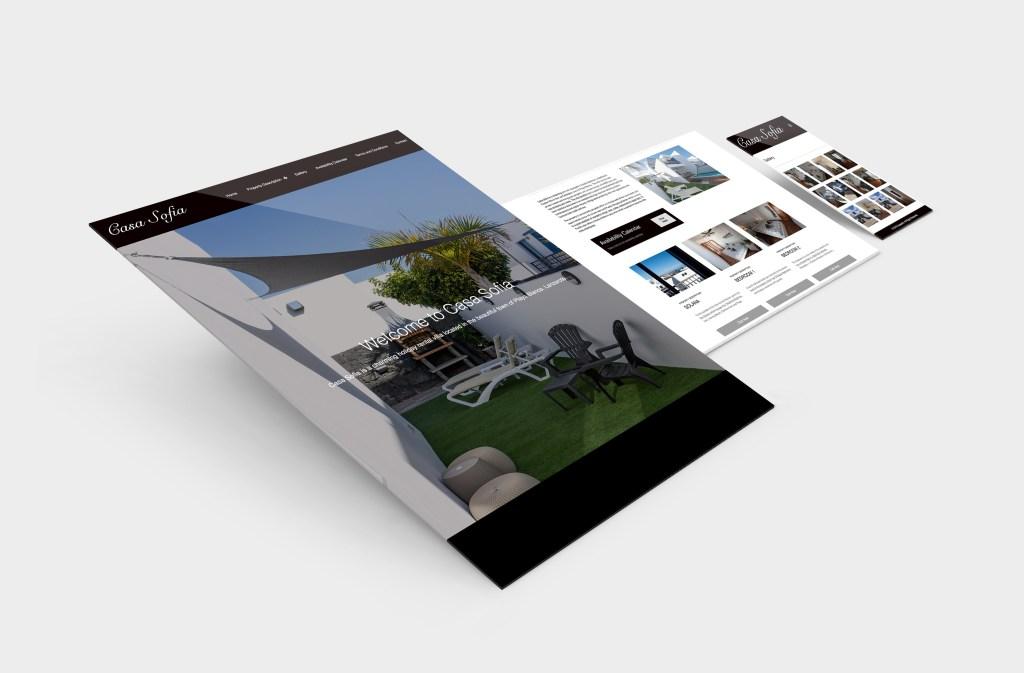 Casa Sofia Website