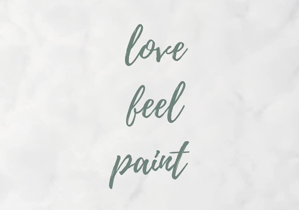 Love Feel Paint