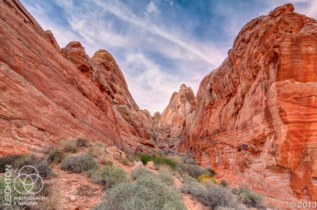 Into Valley of Fire