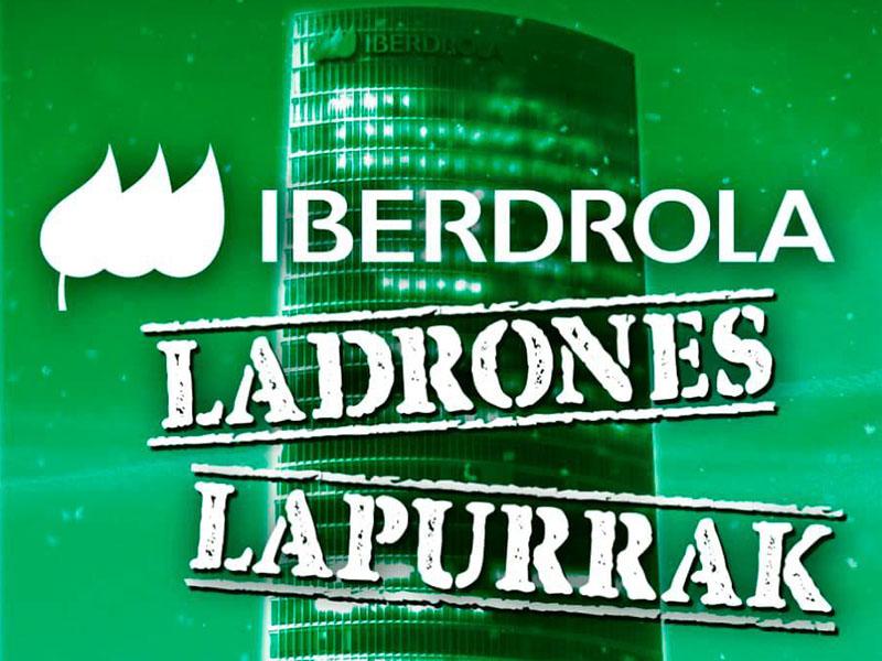 Piden mostrar desacuerdo a Iberdrola con su subida de la luz - leihoa.info