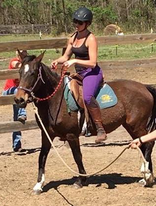 Amazing Grace Leilani Mae Horse Rescue