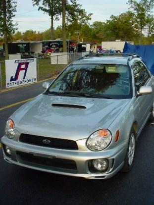 My Stock 2002 WRX