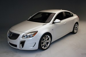The Buick Regal GS Concept In Person (via AutoBlog)