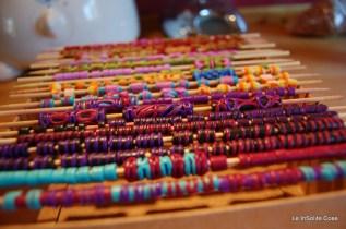 Perline per bracciali e collane realizzate in Cernit e Fimo - 2007