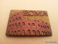 Magnete Artigianale Colosseo Roma - Handmade in Rome by Roma - www.leinsolitecose.com (3)