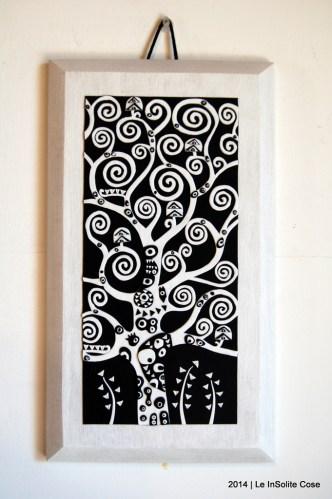 Albero della Vita – Nero e Bianco