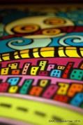 GAIA - Quadro in paste polimeriche realizzato a mano - in VI concorso artigianato artistico Sapere delle Mani di Nazzano - Le INsolite Cose 2015 (11)