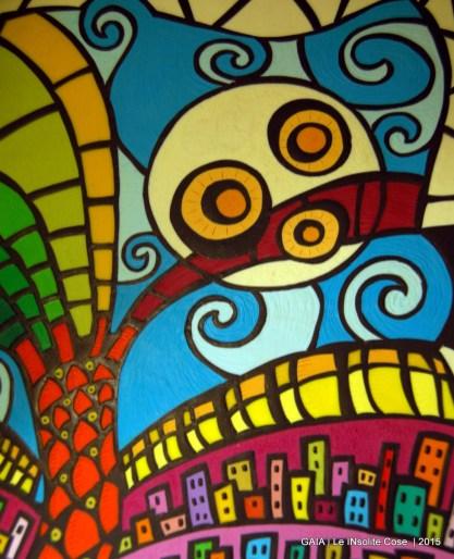 GAIA - Quadro in paste polimeriche realizzato a mano - in VI concorso artigianato artistico Sapere delle Mani di Nazzano - Le INsolite Cose 2015 (13)