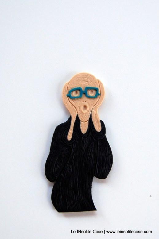 Calamite artigianali Urlo di Munch - Le INsolite Cose 2015 (3)