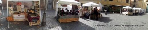 Le INsolite Cose a Trastevere settembre 2015 - Mercato Arts and Crafts di Trastevere (1)