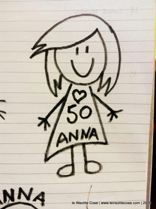 Calamite Anna 50 - le INsolite Cose