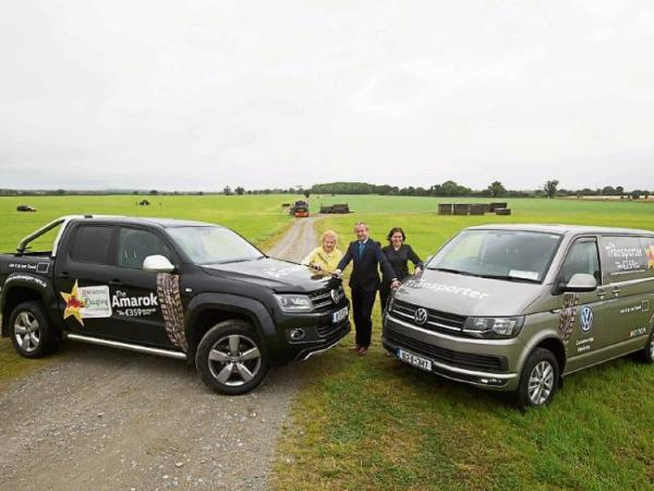 VW Commercial teams up with Ploughing - Leinster Express