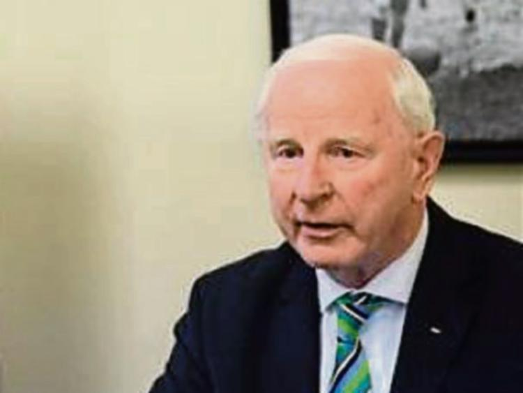 Image result for Minister Flanagan clarifies consular care policy in relation to Pat Hickey in Brazil