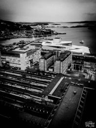 Oslo Opera in the morning