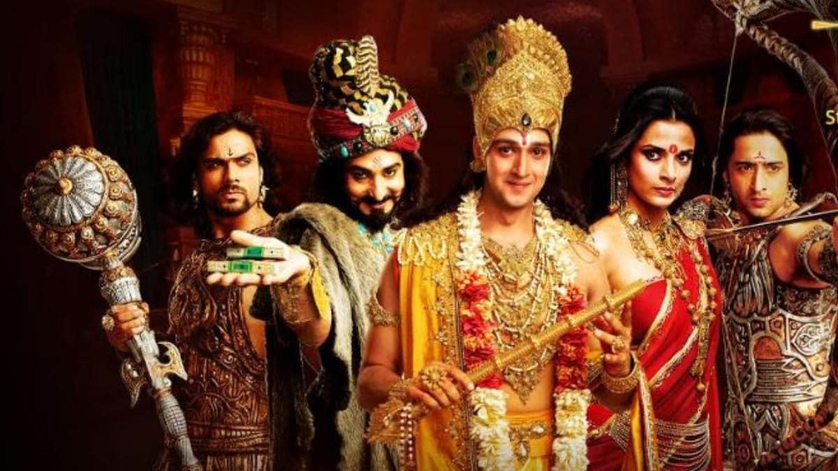 mythological series / ramayan