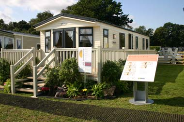 Willerby Westmorland Exterior
