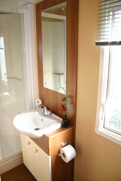 Willerby Salisbury Select Bathroom