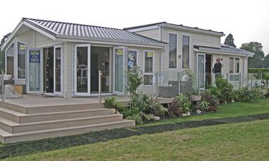 Willerby Ridgewood caravan holiday home