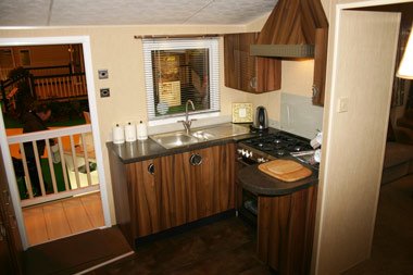 Willerby Winchester Mk4 Kitchen