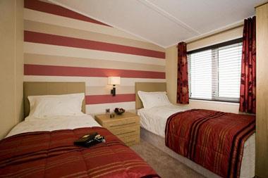 Victory Versailles Twin Bedroom
