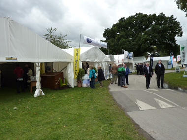 Lawns Show 2011 Visitors 2