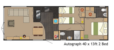 Regal Autograph MK4 floorplan