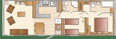 Swift Champagne Lodge Floor Plan